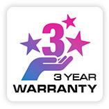 ATEN 3-Year Warranty