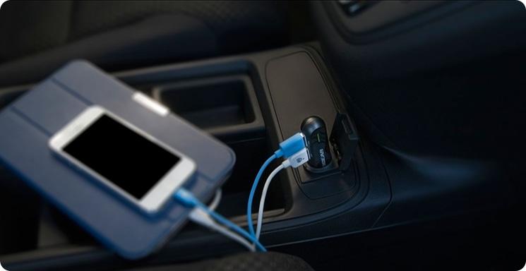 GearPower in the Car